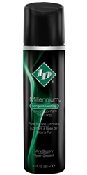 ID Millennium Flip Cap Bottle - 8.5 oz Personal Lubricants, Silicone Based Lube