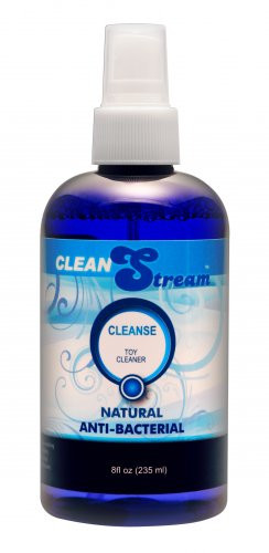 CleanStream Cleanse Natural Cleaner - 8 oz Toy Cleaner