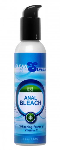 Anal Bleach with Vitamin C and Aloe- 6 oz Anal Toys, Herbals, Creams and Lotions