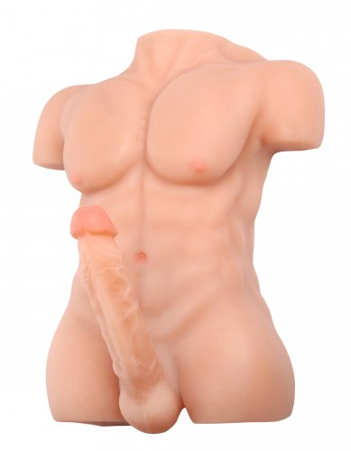 Chiseled Chad Male Love Doll Love Dolls, Masturbation Toys, SexFlesh, Ass Masturbators, Mountable Dildo Masturbators