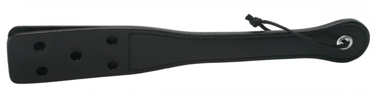 12 Inch Leather Slapper with Holes Impact, Slapper