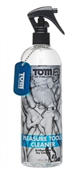 Tom of Finland Pleasure Tools Cleaner- 16oz Toy Cleaner